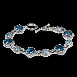 Gem-Stone Bracelets