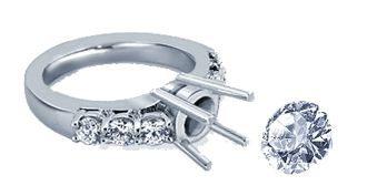 Diamond Semi-Mounts