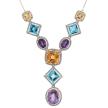 Gem-Stone Necklaces